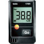 テストー ミニ温湿度データロガ TESTO174H 計測機器・温度計・湿度計