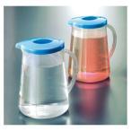 西部 プラスチック蓄尿瓶 ユリナルジョッキ 規格:3 透明