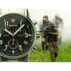 WENGERウェンガー 腕時計 コマンドクロノ BIG CROWN 70826XL
