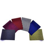 フリーカット フロアマット カーマット 長方形 約138cm×約100cm 6色 チェック ブラック×グレー/ホワイト/レッド/ブルー/イエロー/ピンク