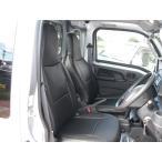 シートカバー 新型 ハイゼットトラック ジャンボ S500P S510P 専用 フロントセット ブラック