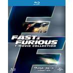 新品送料無料  Amazon.co.jp限定 ワイルド・スピード ヘプタロジー(ワイルドスピード)Blu-ray SET(初回生産限定)(ポストカード付き)