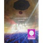 PR 新品送料無料 (コレクターズアイテム)   (アレキサンドロス) Alexandros Live at Budokan 2014 Blu-ray