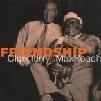 A 新品送料無料 CD   Friendship クラーク・テリー クラーク・テリー・アンド・マックス・ローチ