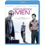 送料無料 マッチスティック・メン マッチスティックメン Blu-ray ニコラス・ケイジ PR画像