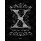 OR 新品送料無料  X VISUAL SHOCK Blu-ray BOX 1989-1992(完全生産限定盤)X JAPAN hide yoshiki
