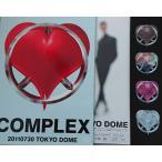 USED  COMPLEX 日本一心 TOKYODOME 201107030 DVD 吉川晃司 布袋寅泰 IRR