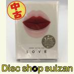 (USED品/中古品) 嵐 DVD ARASHI Live Tour 2013 LOVE 初回プレス仕様 購入時シュリンク有り PR