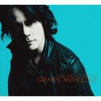 氷室京介 25th Anniversary BEST ALBUM GREATEST ANTHOLOGY 初回限定盤 CD+DVD BOOWY PR