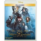 1805 初回限定アウターケース 新品送料無料 パイレーツ・オブ・カリビアン/最後の海賊(パイレーツオブカリビアン)呪われた海賊たち MovieNEXワールド Blu-ray