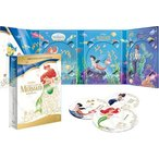(USED品/中古品) リトルマーメイド メモリアルボックス 初回限定 DVD ディズニー Disney PR