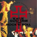 KATZE 新品送料無料    GOD SAVE THE ROCK'N ROLL  CD Loppi・HMV限定 Limited Edition Katze カッツェ