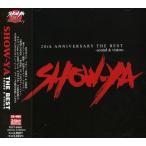 送料無料 CD+DVD SHOW-YA THE BEST SOUND&VISION 20th Anniversary ショーヤ 寺田恵子 PR