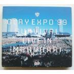 USED GLAY EXPO '99 SURVIVAL LIVE IN MAKUHARI DVD 1811