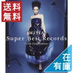 1803 新品送料無料 MISIA Super Best Records-15th Celebration- CD BEST ミーシャ