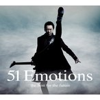 OR新品送料無料   51 Emotions -the best for the future-(初回限定盤)(3CD+DVD) CD+DVD, Limited Edition 布袋寅泰 BOOWY