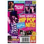 1805 新品送料無料 安室奈美恵 Space of Hip-Pop -namie amuro tour 2005- DVD エイベ