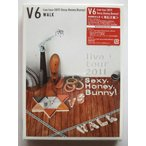 h 新品送料無料  V6 live tour 2011 Sexy.Honey.Bunny!(WALK盤)(初回生産限定)[DVD]
