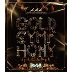 1801 新品送料無料 AAA ARENA TOUR 2014 -Gold Symphony- (Blu-ray)
