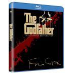 新品送料無料 廃盤  ゴッドファーザー コッポラ・リストレーション ブルーレイBOX Blu-ray ゴッド・ファーザー