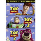 Toy Story 1,2,3 DVD-BOX トイストーリー 輸入盤 PR