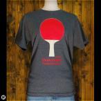 Tシャツ/メンズ/レディース/6.2oz半袖Tシャツ : PingPong : チャコール