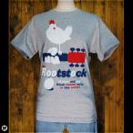 ショッピングTシャツ Tシャツ/メンズ/レディース/6.2oz半袖Tシャツ : Rootstock : ヘザーグレー