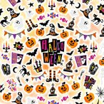 Sha-Nail(写ネイルPRO)Halloween House【ネイルアート、ネイルシール】