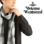 マフラー レディース/メンズ/ブランド/チェック  Vivienne Westwood ヴィヴィアン ウエストウッド マフラー