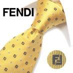 【ブランド ネクタイ】フェンディ ネクタイ(8cm幅) FFA58【メンズ ビジネス】