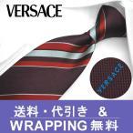 【ネクタイ ブランド】ヴェルサーチ ネクタイ (8cm幅) GV1【メンズ ビジネス】