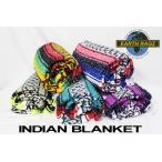 """アースラグズ  EARTH RAGZ /  インディアンブランケット Made In Mexico """"INDIAN BLANKET"""""""