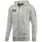 リーボック ウェア トップス Reebok UFC FIGHT READY グラフィックスウェット フルジップパーカー