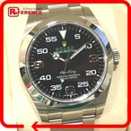 ROLEX ロレックス 116900 エアキング オイスターパーペチュアル 腕時計 シルバー メンズ  未使用【中古】