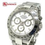 ROLEX ロレックス 116520 デイトナ コスモグラフ クロノグラフ 腕時計 シルバー メンズ 【中古】