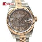 ROLEX ロレックス 179171 ロータスフラワー VIダイヤ 腕時計 レディース  新品同様【中古】