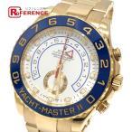 ROLEX ロレックス 116688 ヨットマスター2 腕時計 YG メンズ 【中古】