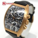 FRANCK MULLER フランクミュラー カサブランカ カモフラージュ クロノグラフ メンズ腕時計 K18PG オートマチック 8883CCCDTBR 新品同様【中古】