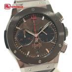 【商品名】ウブロ クラシック フュージョン フォービデンX クロノグラフ メンズ腕時計 【型番】52...