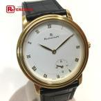 Blancpain ブランパン ウルトラスリム スモールセコンド ヴィルレ 腕時計 イエローゴールド メンズ 【中古】