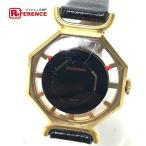 Antique Watches - Juvenia ジュベニア ミステリーダイアル 手巻き アンティーク 腕時計 ゴールド レディース 【中古】