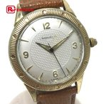CARAVELLE キャラベル K10金張り 自動巻 アンティーク メンズ腕時計 KK 中古