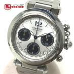 Cartier カルティエ パシャC クロノグラフ ボーイズ腕時計 SS 自動巻き W31048M7 中古 カルティエ パシャ 腕時計 カルティエ 腕時計
