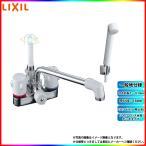 [BF-M606] リクシル INAX 浴室シャワー水栓 サーモ付 デッキタイプ レビューを書いて送料無料