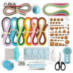 ペーパークイリング キット Juya Paper Quilling Kits with 960 Strips and 13 Tools 海外直輸入品(お取り寄せ商品)