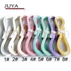 ペーパークイリング 選べるカラー JUYA 3mm Tant Quilling Paper Single Color 390mm Length 40 Strips 32 Colors Total 海外直輸入品(お取り寄せ商品)