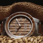 """ORIGINAL GRAIN """"THE BREWMASTER Collection """" The Barrel 47mm"""