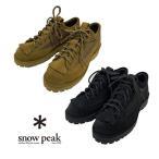 snow peak×DANNER(スノーピーク×ダナー)DANNER FIEL LOW SP ダナーフィールド ロー