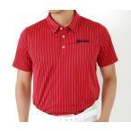 ゴルフシャツ スリクソン<SRIXON>クール UVケア ストレッチ モーション3D レッド