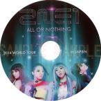 【韓流DVD】2NE1 トゥエニィワン2014 WORLD TOUR IN JAPAN★K-POP MUSIC